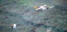 Japonya'da ABD askeri uçağı düştü