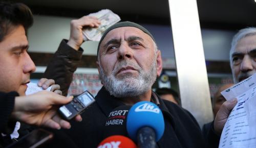 Kağıthane esnafından Türk lirasına destek