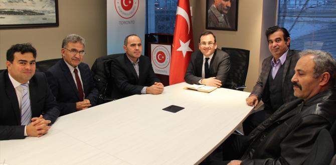 Kanada Türk İslam Birliği Başkanı Er: