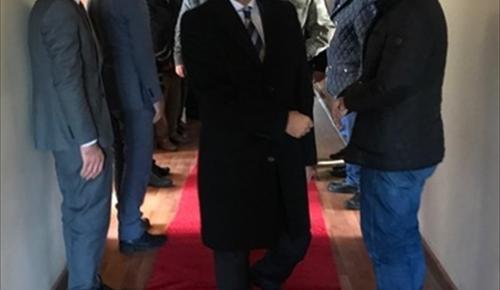 Karayazı Belediyesine yapılan görevlendirme