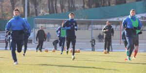 Kardemir Karabükspor'da Aytemiz Alanyaspor maçı mesaisi