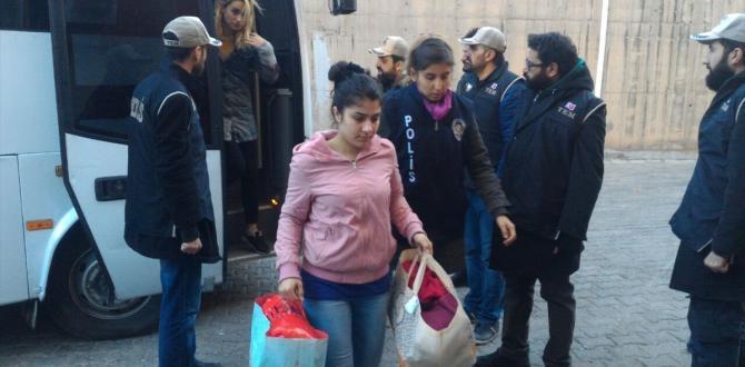 Kaymakam Safitürk'ün şehit edilmesine ilişkin 29 kişi adliyeye sevk edildi