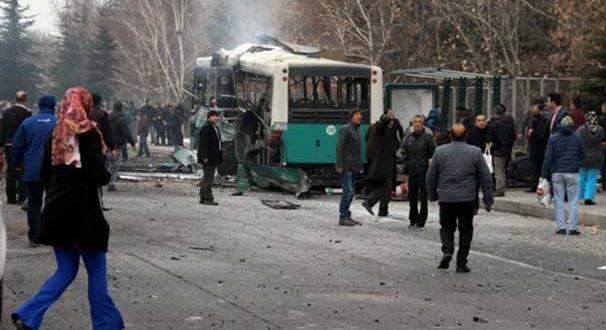 Kayseri'deki terör saldırısına ilişkin 4 kişi Adana'da gözaltına alındı