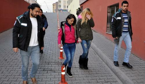 Kayseri'deki uyuşturucu operasyonunda 4 gözaltı