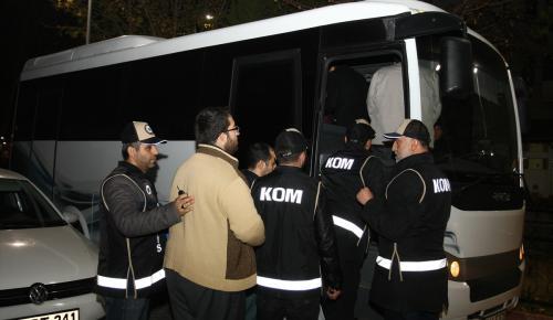 Malatya merkezli FETÖ/PDY operasyonunda 21 tutuklama