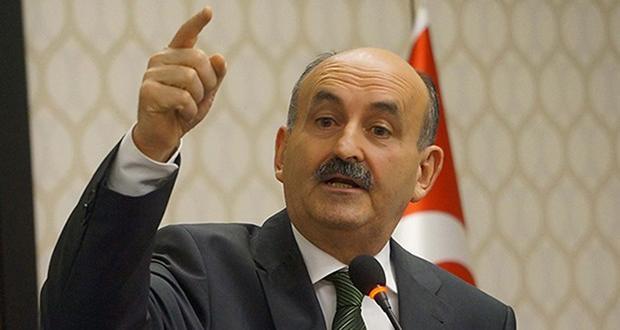 Çalışma Bakanı Müezzinoğlu: Bu ülkenin en büyük külhanbeyi Atatürk'tür