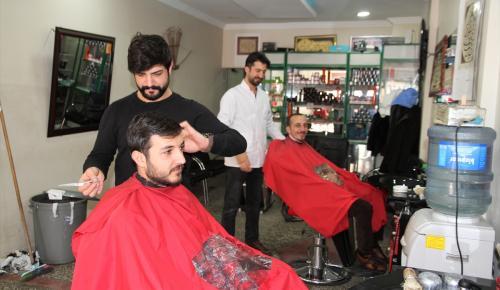 Muş'taki esnaf Türk lirasına sahip çıkıyor