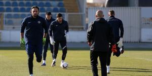 Osmanlıspor'da Zürih maçı hazırlıkları