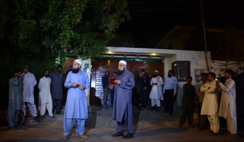 GÜNCELLEME 2 – Pakistan'da yolcu uçağı düştü