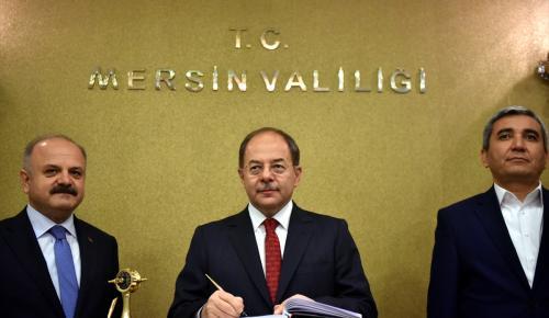 Sağlık Bakanı Akdağ Mersin'de: