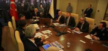 Samsun Afet ve Acil Durum Koordinasyon Kurulu Toplantısı