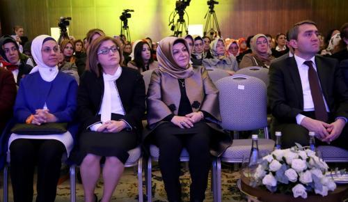"""""""Seçilmiş Kadınlar ve İnsan Hakları Sempozyumu"""""""
