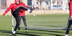 Sivasspor'da Göztepe maçı hazırlıkları