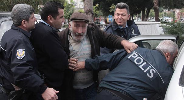 Adana'da 8 yaşındaki kızı taciz eden 56 yaşındaki zanlı tutuklandı