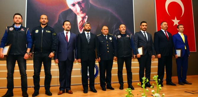 15 Temmuz'da suikast timinin yakalanmasında görev alan personele ödül