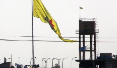 Suriye sınırındaki gelişmeler