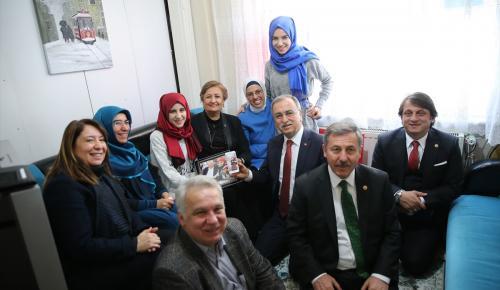 TBMM FETÖ Darbe Girişimini Araştırma Komisyonu İstanbul'da