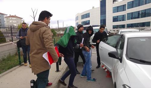 Tekirdağ'da hırsızlık iddiası