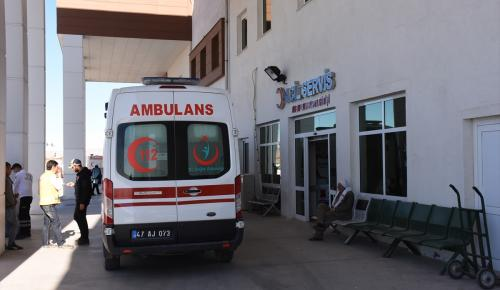 Teröristlerin tuzakladığı bomba patladı: 3 yaralı