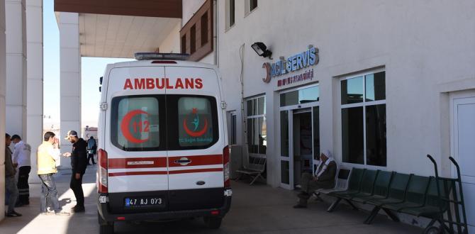 Mardin'de teröristlerin tuzakladığı bomba patladı: 3 yaralı
