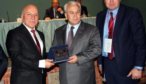 TGK 10. Başkanlar Kurulu Toplantısı Marmaris'te başladı