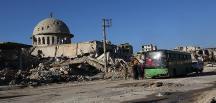 Halep'te rejim yanlısı teröristler konvoydaki 14 sivili öldürdü