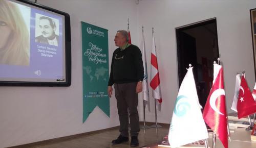 """Tiflis'te """"Yaşanabilir Bir Dünya İçin El Ele"""" konferansı"""