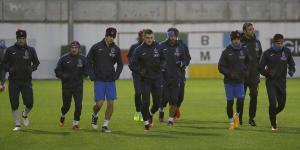 Trabzonspor'da, Kayserispor maçı hazırlıkları başladı