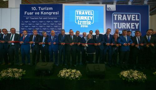 Travel Turkey İzmir Fuarı