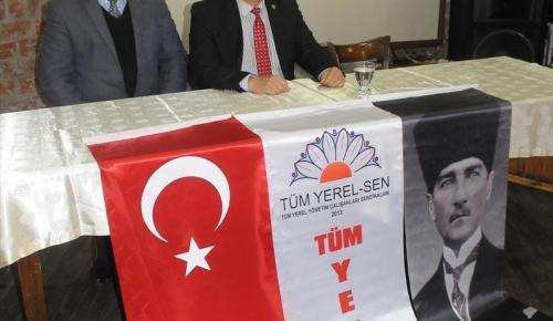 Tüm Yerel-Sen Genel Başkanı Gülebay: