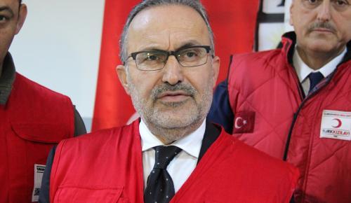 Türk Kızılayı Suriye'ye umut olmayı sürdürüyor