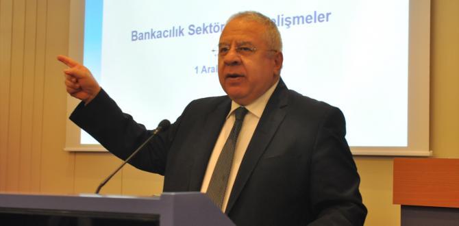 Türkiye Bankalar Birliği Genel Sekreteri Keskin: