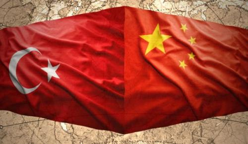 Çin ile Türkiye arasında para takası yapıldı