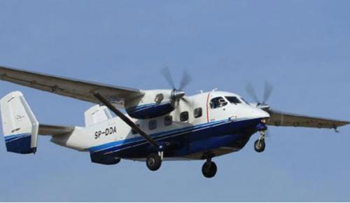 Endonezya'da uçak denize düştü! 12 ölü