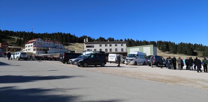 Uludağ'daki otopark sorunu