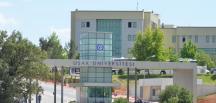 Uşak Üniversitesi rektörü Prof. Dr. Sait Çelik tutuklandı!