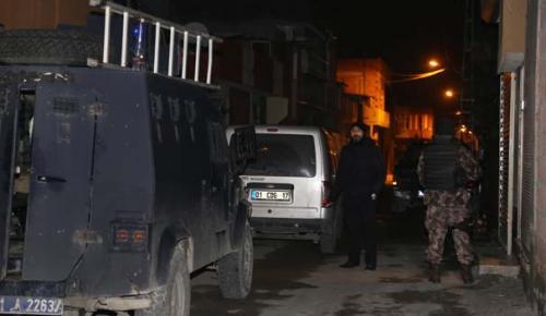 Adana'da 1 ton uyuşturucu ele geçirildi