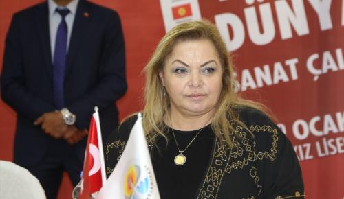 1. Uluslararası Türk Dünyası Sanat Çalıştayı