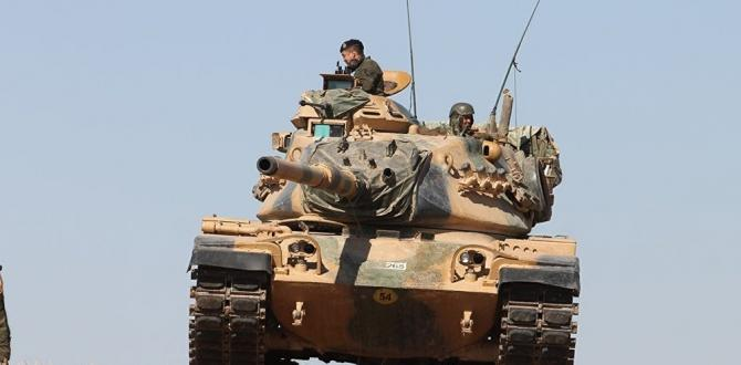 TSK: Fırat Kalkanı Harekatı'nda 2 bin 85 terörist öldürüldü