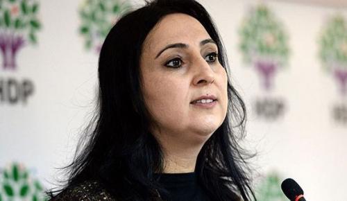 HDP Eş Başkanı Figen Yüksekdağ için müebbet istendi!