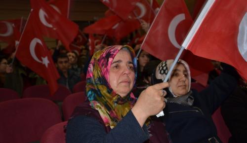 15 Temmuz demokrasi kahramanları Denizli'de