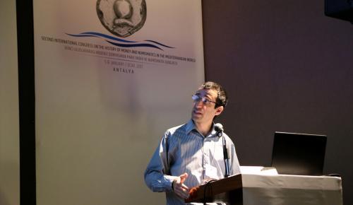 2. Uluslararası Akdeniz Dünyasında Para Tarihi ve Nümismatik Kongresi