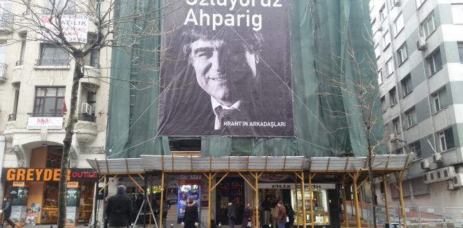 Hrant Dink'in 10. ölüm yıldönümü için hazırlıklar başladı