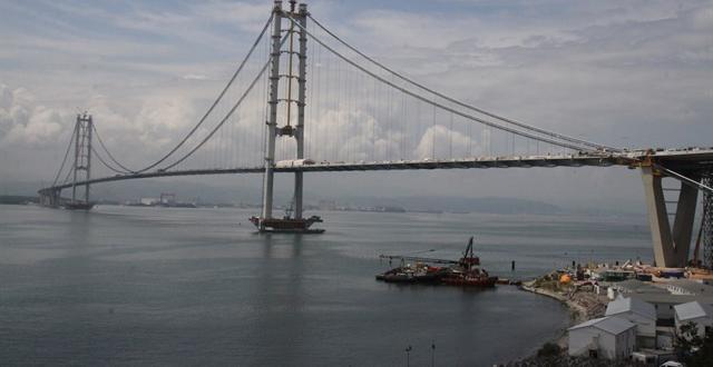 Osmangazi Köprüsü'ndeki indirim mahkemeye taşındı