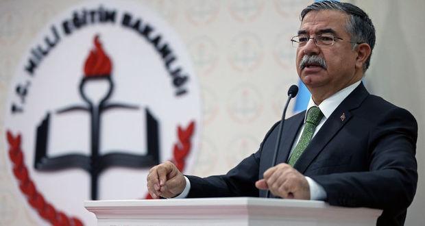 Milli Eğitim Bakanı İsmet Yılmaz: Yeni müfredat kamuoyunun katkısıyla yapılacak