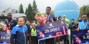 7. Uluslararası Adana Kurtuluş Yarı Maratonu