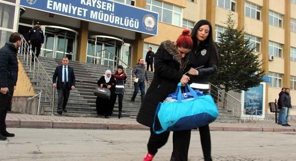 Kayseri'de düzenlenen bombalı saldırıya ilişkin 20 kişi tutuklandı