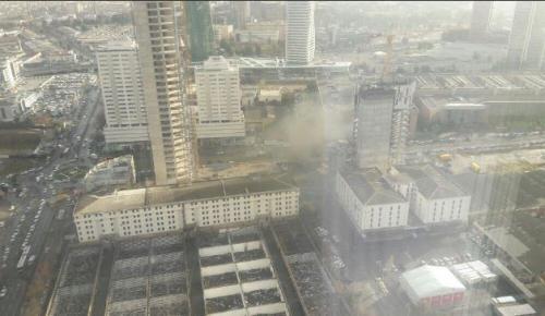 İzmir'de adliye yakınlarında patlama!