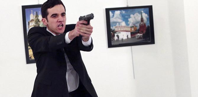 Rus Büyükelçi Karlov'u öldüren polis memurunun cenazesi alınmadı