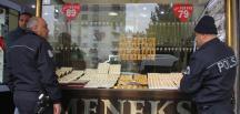 Adana'da soygun girişimi